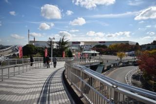 大阪モノレール「万博記念公園駅」から徒歩2分