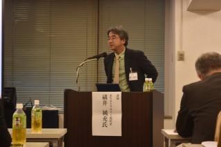 世界の都市総合ランキングに至るまで各方面に造詣の深い礒井氏