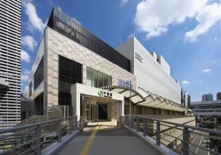 【画像】駅ビル外観